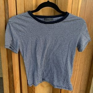Brandy Melville striped top